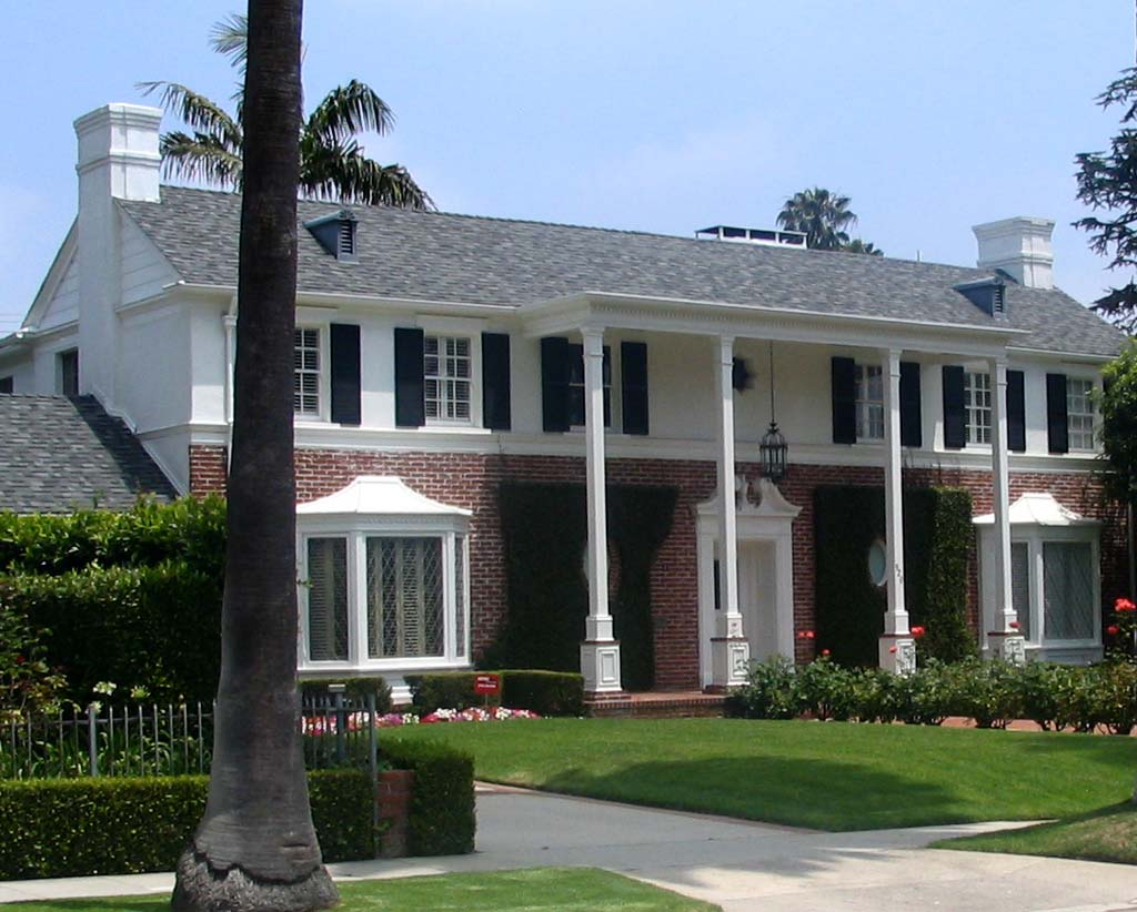 Villa beverly hills - Maison a los angeles ...