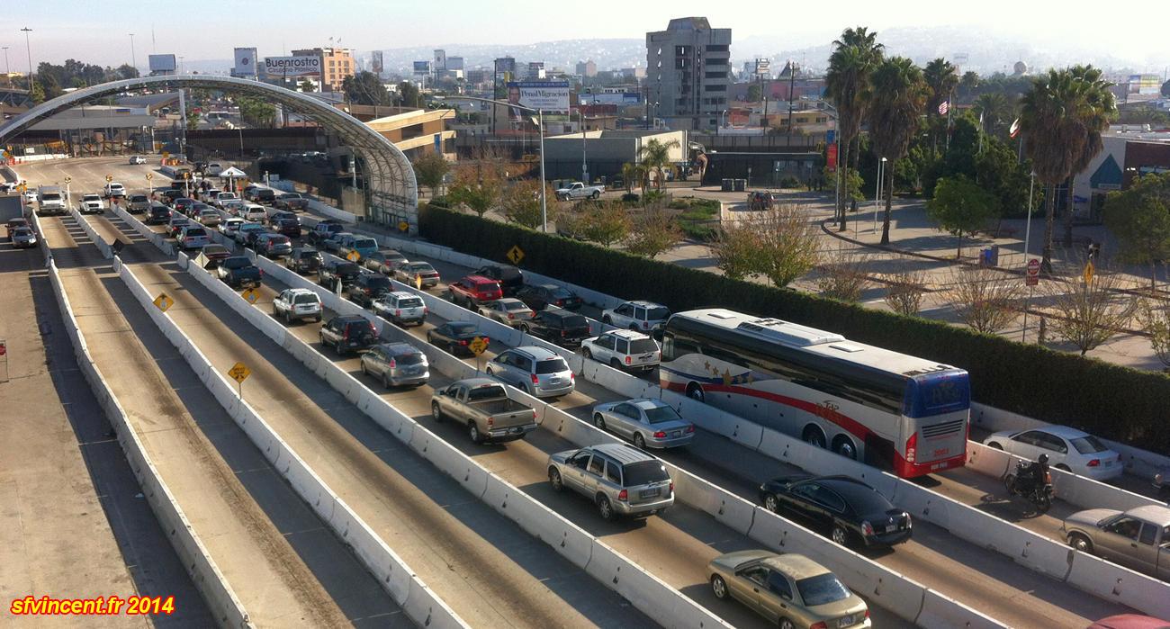 frontière etats unis mexique