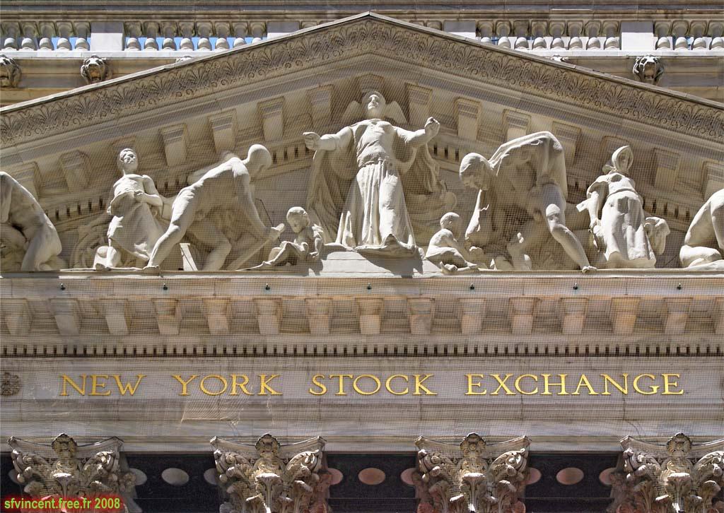 Alle NYSE aandelen  koersen New York  Het Financieele