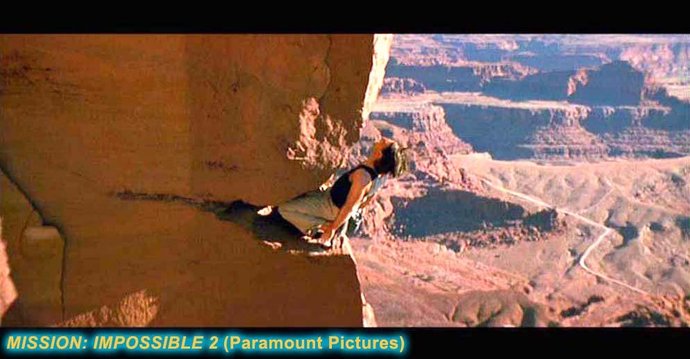 Parc National De Canyonlands Utah Une Sc 232 Ne Du Film