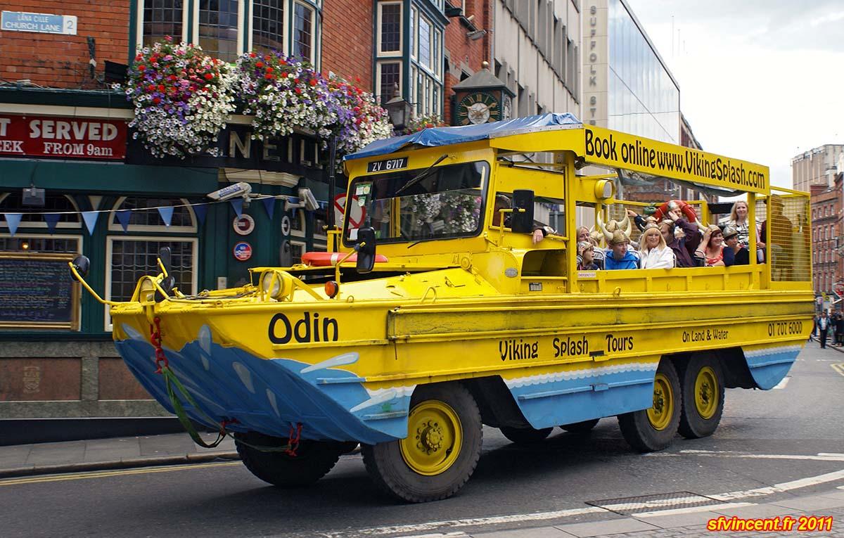 Ireland Bus Tours